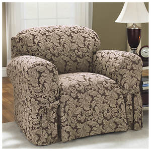 Surefit Scroll Chair Slipcover