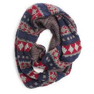 MUK LUKS Weekend Getaway Eternity Scarf (Women's)