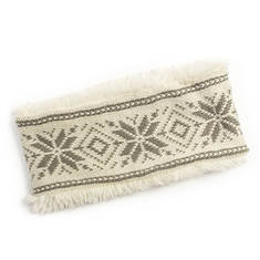 MUK LUKS Winter White Headband (Women's)