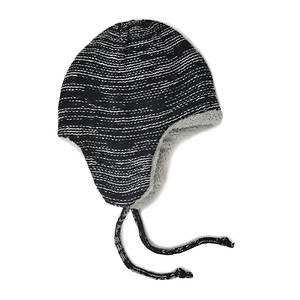 MUK LUKS B Side Marl Helmet Hat (Men's)