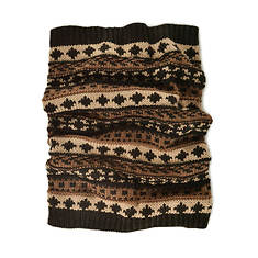 MUK LUKS Chunky Fairisle Funnel (Men's)