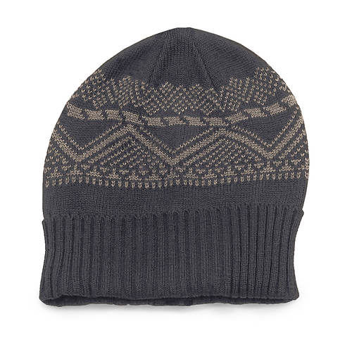 MUK LUKS Cuff Cap with Fleece Lining (Men's)