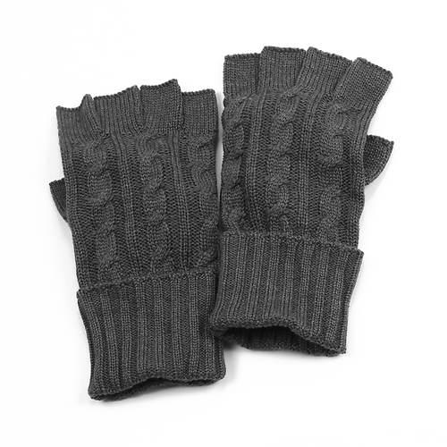 MUK LUKS Knit Cable Gloves (Men's)