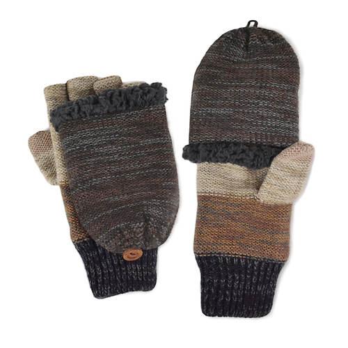 MUK LUKS Ombre Flip Gloves (Men's)