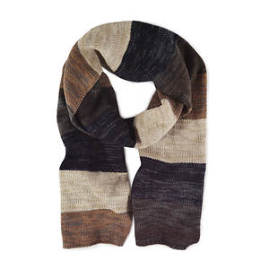 MUK LUKS Ombre Single Layer Scarf (Men's)
