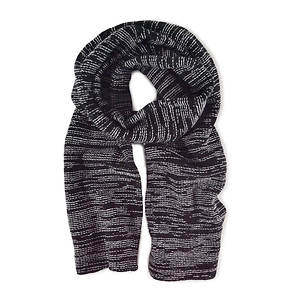 MUK LUKS B Side Marl Scarf (Men's)