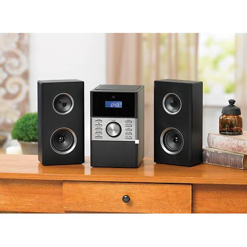 GPX CD/AM/FM Audio System
