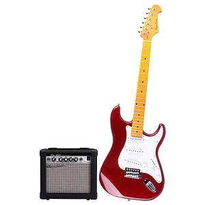 Spectrum Electric Guitar with 10Watt Amplifier