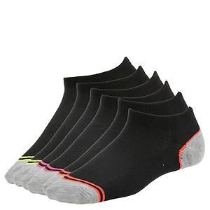 Skechers S106303 Low Cut Socks 6-Pack (Women's)