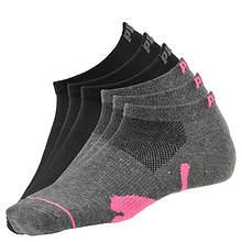 Puma P105782 Low Cut 6 Pack Socks