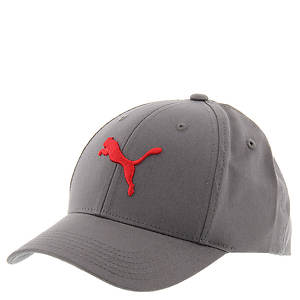 Puma Embroidered Cat Snapback Hat (Men's)