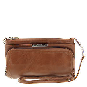 Relic Caraway Double Zip Crossbody Bag