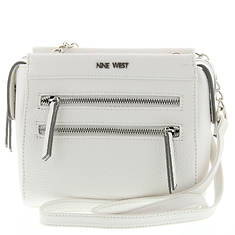 Nine West Zip Zip Crossbody Bag
