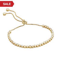 Adjustable Tennis Bracelet