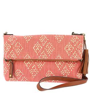 Lucky Brand Luna Foldover Crossbody Bag