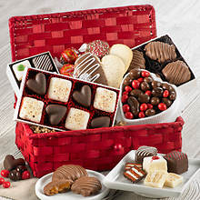 Sweet Indulgence Gift Basket