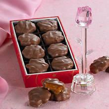 LED Rose & Chocolates