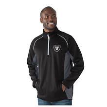 Men's NFL Flexibility Half-Zip Pullover