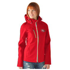 Women's NFL Firebreak Softshell Jacket