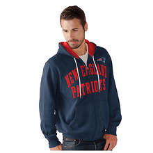 Men's NFL Pass Attempt Full Zip Hoodie