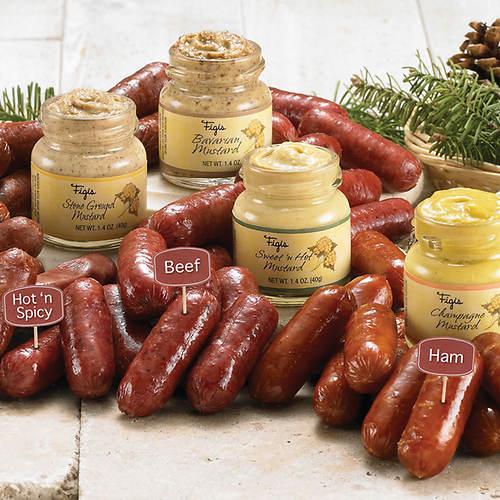Bits 'n Mustard
