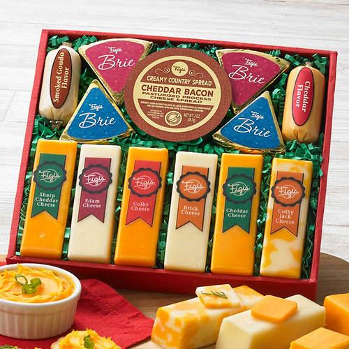 Cheese Lovers' Sampler