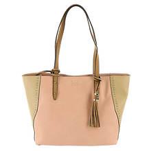 Jessica Simpson Carole Colorblock Tote Bag