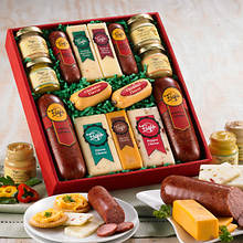 Flavor Favorites Cheese Gift
