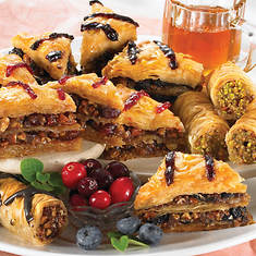 Baklava Lover's Assortment