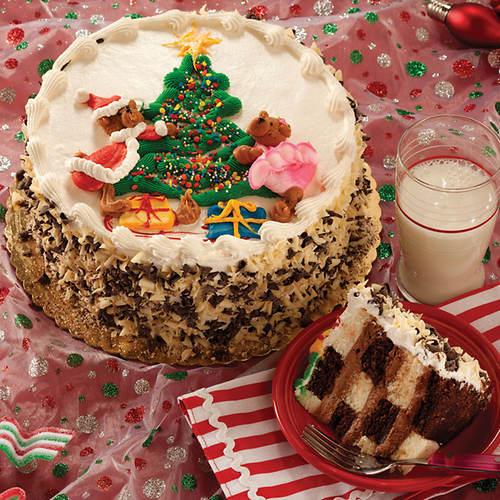 Christmas Confusion Cake
