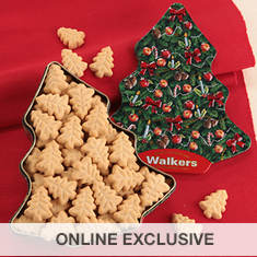 Walker Mini Shortbread Trees
