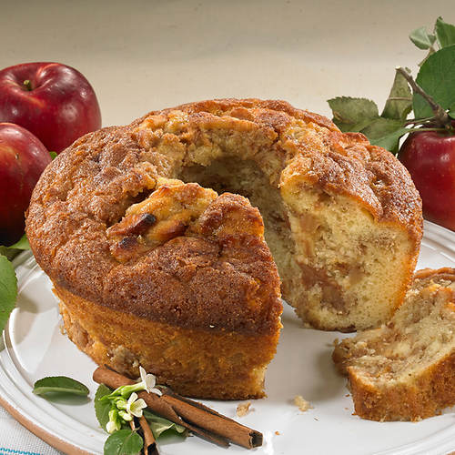 Apple Spice Coffee Cake