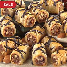 Chocolate Almond Rolls