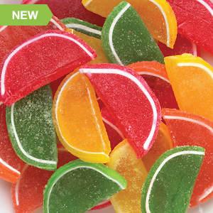 Sugar Free Fruit Slices