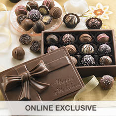 Chocolate Truffle Gift Box