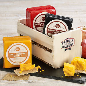 Certified Wisconsin Cheddar