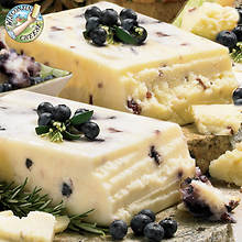 Cranberry and Blueberry Cheddar - Blueberry