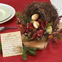 The Christmas Nest