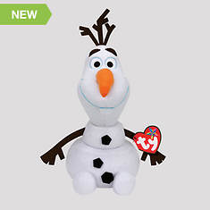 Olaf the Frozen Snowman