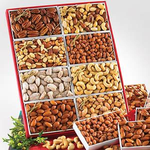Eight Nut Greats