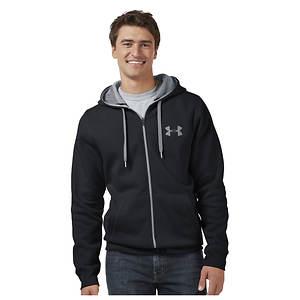 Men's Under Armour Rival Full-Zip Logo Hoodie