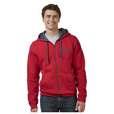 Men's Under Armour Rival Full-Zip Logo Hoodie