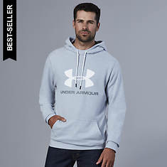 Under Armour Triblend Sport Style Logo Hoodie