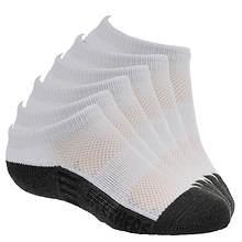 Skechers Boys' S105400 6-Pack Half terry Low Cut Socks