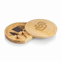 MLB Cheese Board and Tool Set