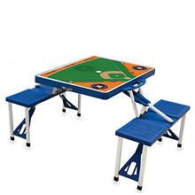 MLB Foldable Picnic Table
