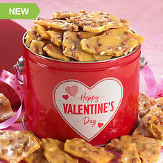 Perfectly Delicious Peanut Brittle