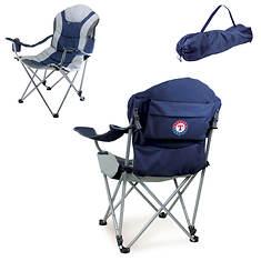 MLB Reclining Camp Chair
