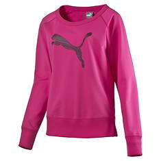 Puma Elevated Cat Crew Sweatshirt