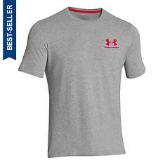 Under Armour Men's Charged Cotton Sportstyle Tee